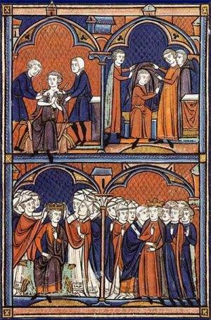 Le Sacre du roi de France