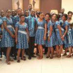 Angelic Choir Christ The King Parish