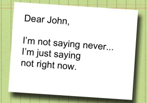 of mice and men - dear john