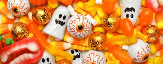 Halloween update: candy