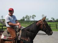 Ray rides Dewey