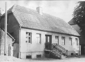 Das alte Kirchenhaus am Nordwall