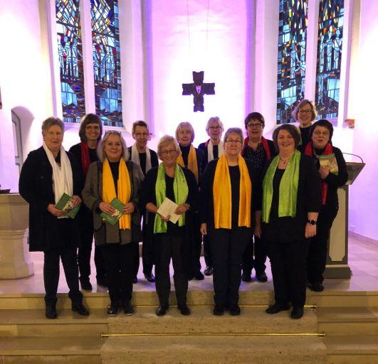 Ökumenisches Team des Weltgebetstages
