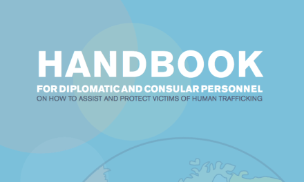 Handbook for Diplomats – HUMAN TRAFFICKING
