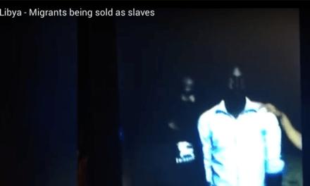CNN – Libya's slaves: 'I was sold' –  « L'esclavagisme en Libye n'est que le prolongement de la négrophobie au Maghreb »