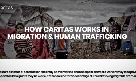 How CARITAS works in migration & Human Trafficking ?