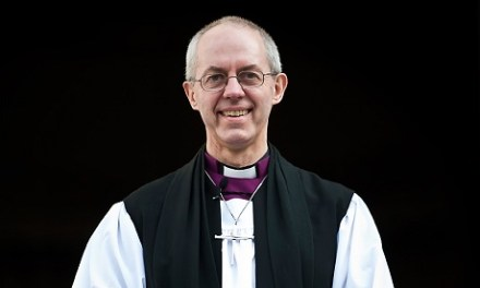 Human Trafficking – ANGLICAN COMMUNION – Archbishop of Canterbury, Justin Welby's statement