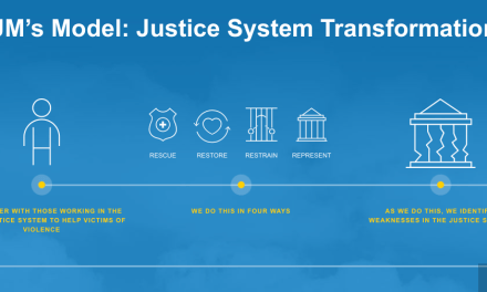 Human Trafficking justice system transformation : IJM's Model – The example of Cambodia