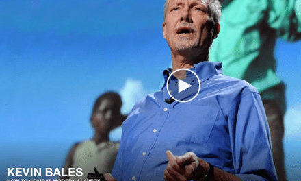 TED – How to combat modern slavery