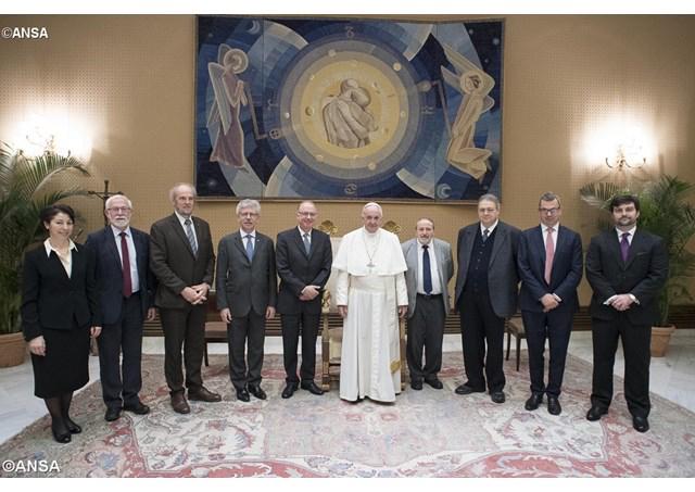 RAPPORT ORDRE DE MALTE – FORUM D'ORGANISATIONS CATHOLIQUES, ROME CITE DU VATICAN  12 décembre 2017