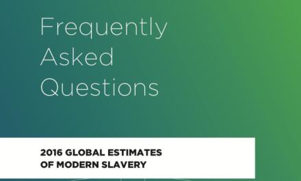 ALLIANCE 8.7: 2016 GLOBAL ESTIMATES OF MODERN SLAVERY