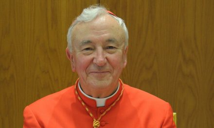 VATICAN – Le cardinal Nichols revient sur l'engagement de l'Église contre la traite humaine