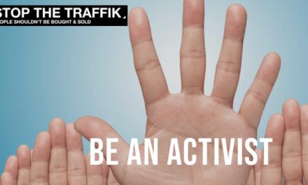 AUSTRALIA – STOP THE TRAFFIK IS A GLOBAL MOVEMENT