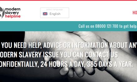 UK Modern Slavery Helpline and Resource Centre