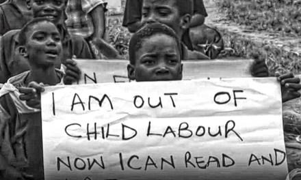 16 avril 2018 – Journée mondiale contre l'esclavage des enfants: les paroles du Pape – World day against children slavery