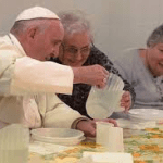 VATICAN – Pope Francis' hopes for greater equality in the distribution of wealth