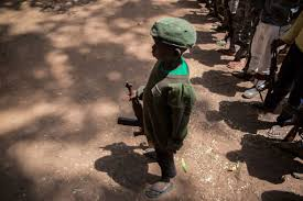 Fordham International Law Journal: Child Soldiers, Slavery and the Trafficking of Children