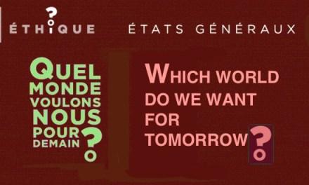 11.- Don de gametes / Donation of gametes – CHURCH OF FRANCE / États généraux de la bioéthique- Which world do we want for tomorrow? The brave new world…