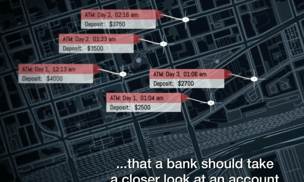 THE ECONOMIST – Tracking the traffickers – Banking on a new way to disrupt crime VIDEO