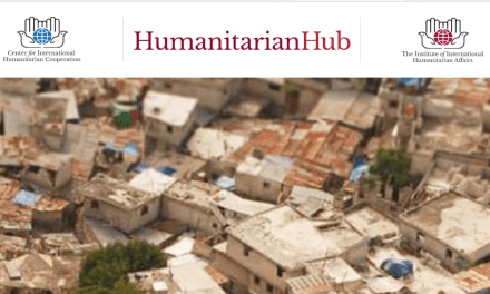 Grounded in social justice and humanitarian ethics, the Institute of International Humanitarian Affairs endeavors to make the global response to humanitarian crises dignified, effective and sustainable. Through exploring the intersection of critical academic analysis and concrete practical experience, we believe that humanitarian action can transform the world
