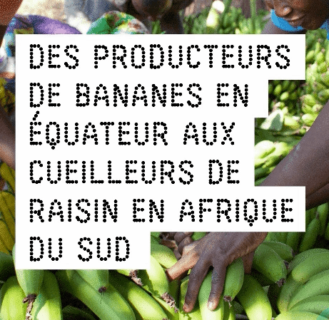 OXFAM – Derrière le code barres, la face cachée de nos aliments / Behind the Barcodes, Poverty and inequality major ingredients in supermarket supply chains