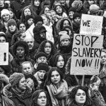 CNN: Modern slavery in developed countries more common than thought / In the United States 403,000 people: or 1 in every 800 – In the UK, estimates are 136,000 slaves, almost 12-times higher than previous figures.