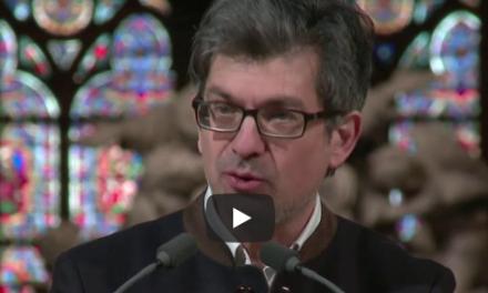 Quatre Conférences de carême 2018 à Notre-Dame de Paris de Fabrice Hadjadj (Liens textes et vidéos) : La culture, un défi pour l'évangélisation ?