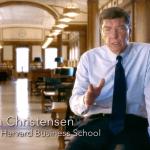 Clay Christensen on Religious Freedom (His personal views) – Professor Harvard Business School