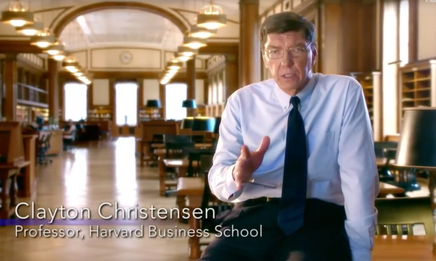 Clay Christensen on Religious Freedom (His personal views) – Professor Harvard Business School