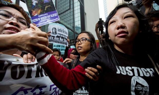 INDONÉSIE – Une victime milite contre la traite des personnes