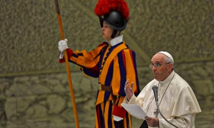 """The Pope: """"one part of humanity lives in opulence, the other is despised"""" – Message of Francis at the Gregorian University on Human Rights, 70 years after the Universal Declaration"""