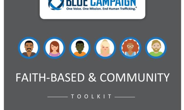 USA – BLUE CAMPAIGN – Faith-Based & Community TOOLKIT