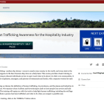 Stanford University: free Human Trafficking online course