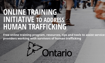 ONTARIO – OFFICE OF THE ATTORNEY GENERAL – ENGLISH / FRENCH ONLINE TRAINING INITIATIVE TO ADDRESS HUMAN TRAFFICKING: free online course