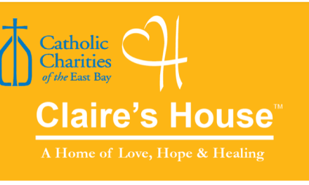 US – CALIFORNIA: CATHOLIC CHARITIES OF THE BAY – Claire's House is not an alternative to jail, not an emergency shelter, not a drop-off site, and not a crisis center. It's a home.