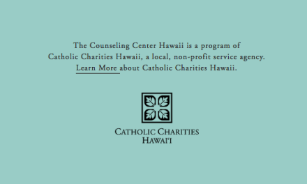 US –  THE COUNSELING CENTER HAWAII – THE CATHOLIC CHARITIES HAWAÏ