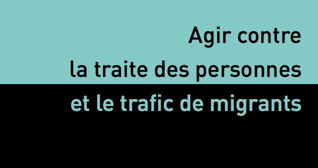 MANUEL OIM MAROC : Agir contre la traite des personnes