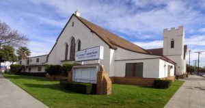 church of the nazarene district
