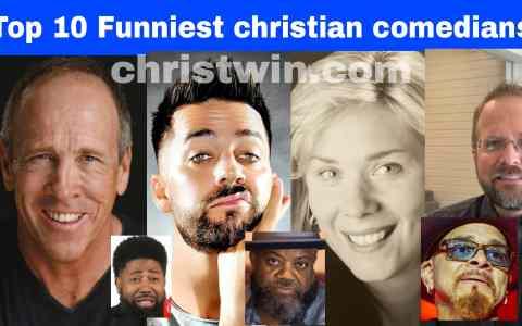 christian comedians