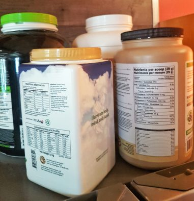 How to Choose the Best and Healthiest Protein Powder - Christy Brissette media registered dietitian nutritionist - What to Look for When Buying Protein Powders - 80 Twenty Nutrition communications