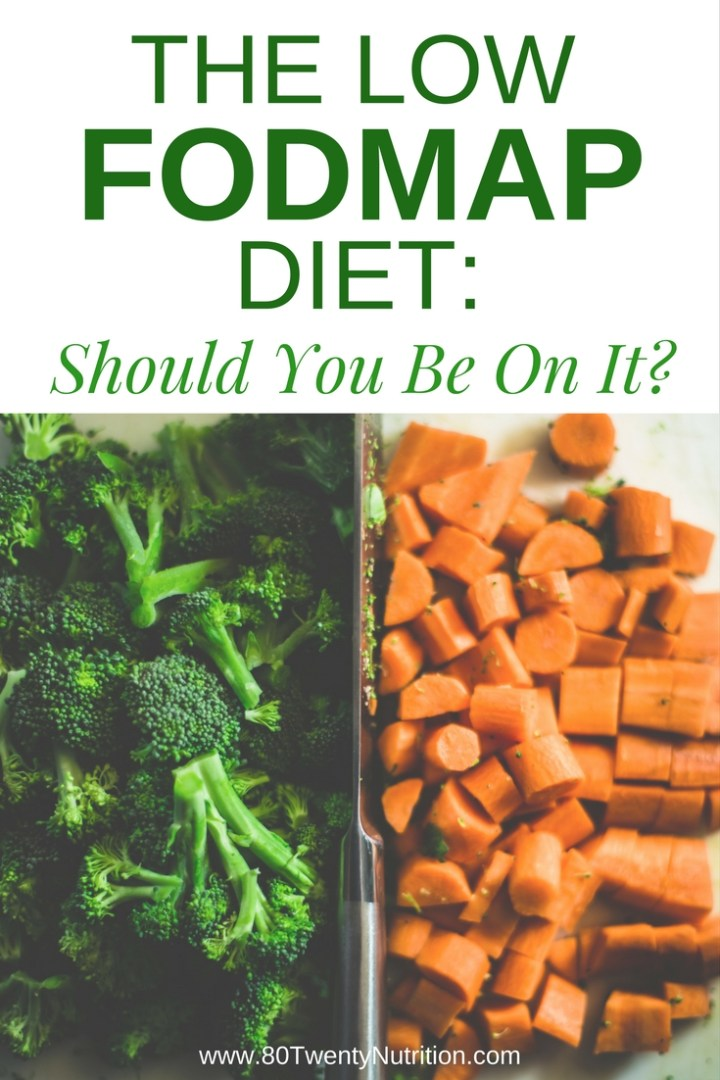 The Low FODMAP Diet - Should You Be On It?