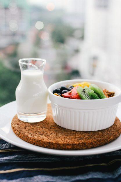 How to Make Milk Kefir: Just 2 Ingredients and packed with probiotics! Recipe by Christy Brissette, media registered dietitian nutritionist 80 Twenty Nutrition www.80TwentyNutrition.com