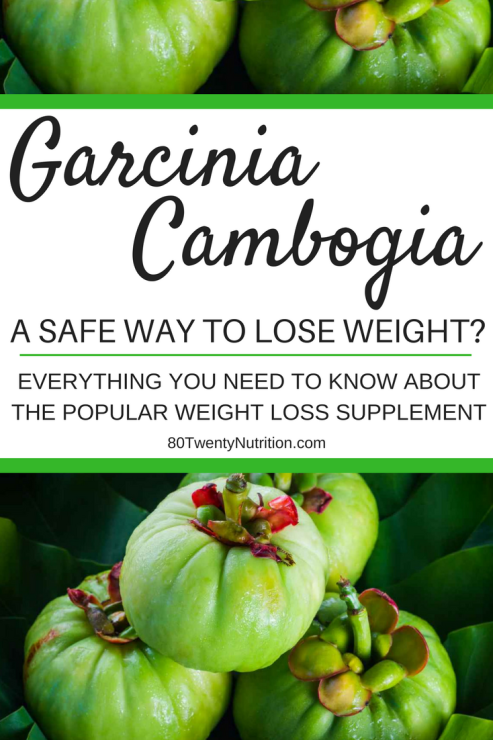 is garcinia cambogia good for weight loss
