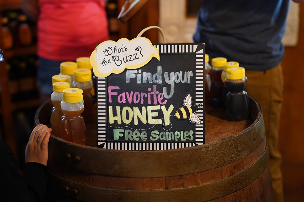 Free Honey Samples