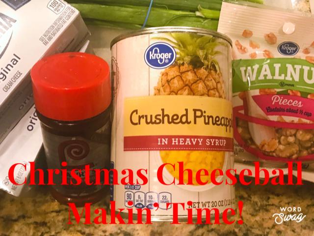 cheeseball ingredients