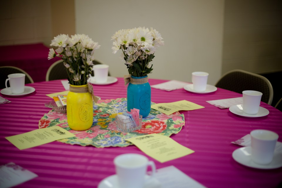 Mother Daughter Tea-1