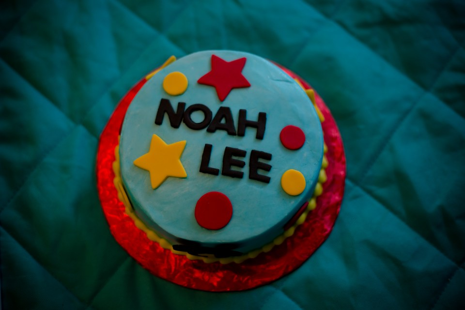 Noah Lee Turns 1-4