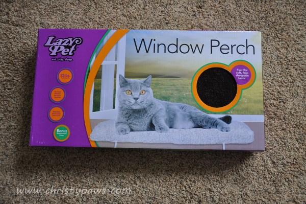 Catification - window shelf