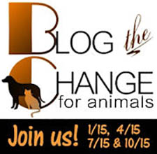 Be the Change -- My Blog the Change Roundup