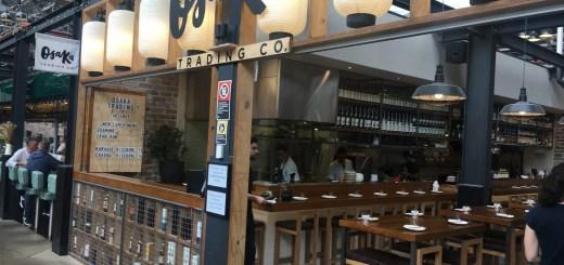 Osaka Trading Co, Tramsheds, Harold Park, Sydney